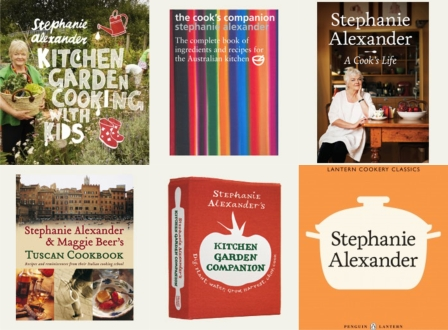 książki stephanie alexander